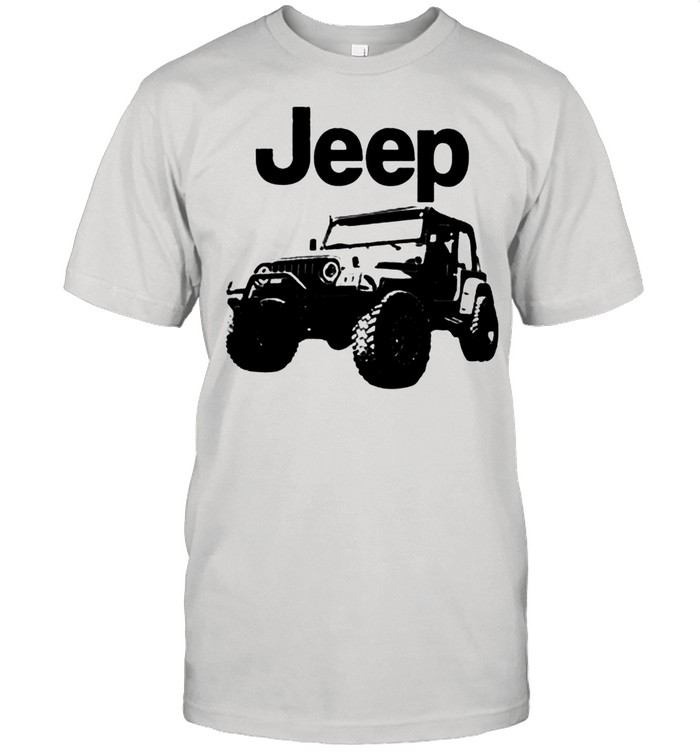 Love jeep shirt