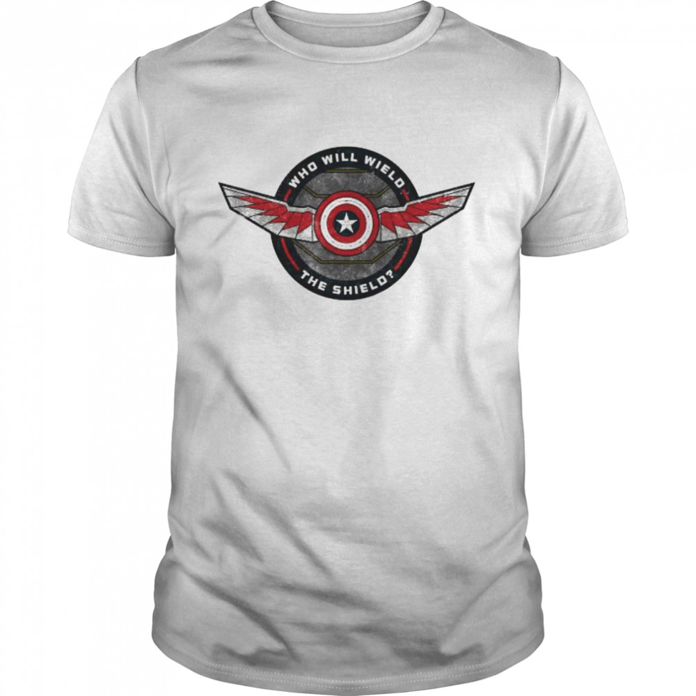 Marvel The Falcon And The Winter Soldier Falcon Wings Shirt