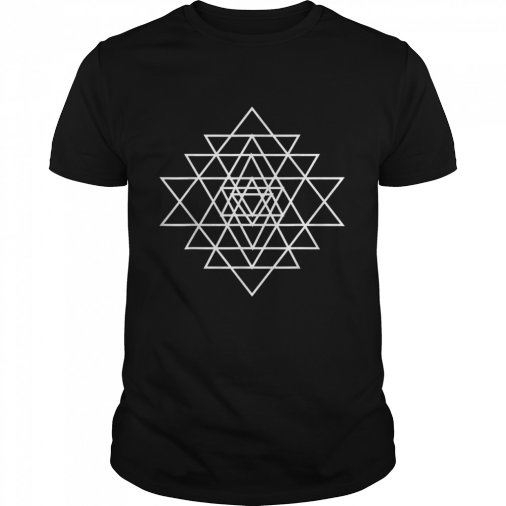 Yoga Vibration Om Meditation shirt
