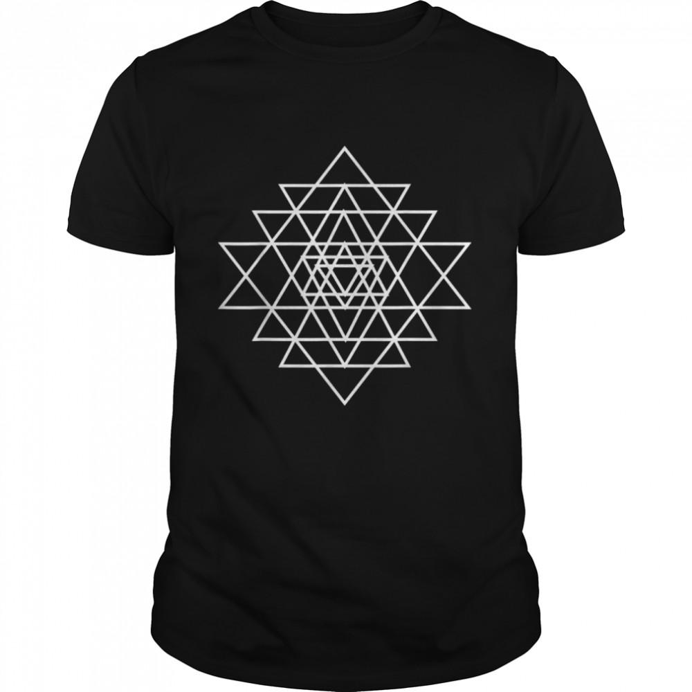 Yoga Vibration Om Meditation shirt