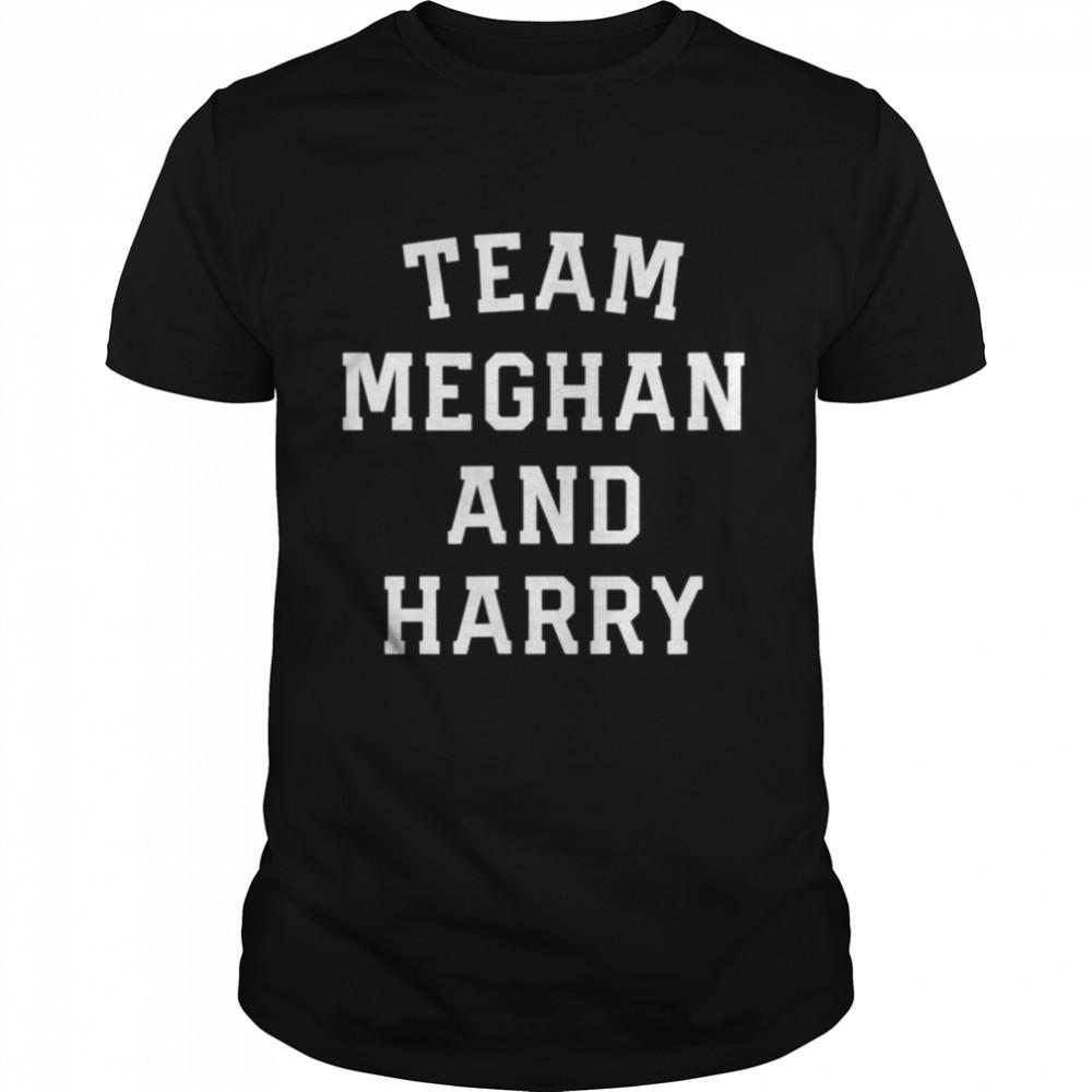 Team Meghan And Harry Interview Megan Markle shirt