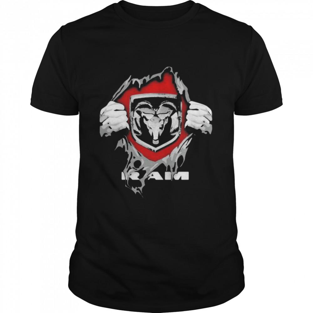 Logo Hero Ram Trucks Shirt